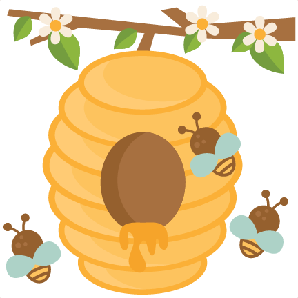 Beehive clipart cute.  collection of high