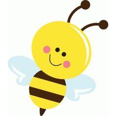 Bee . Beehive clipart cute