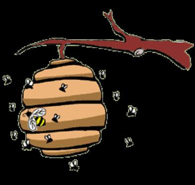 Beehive clipart hornet nest. Bee venom the wonderful