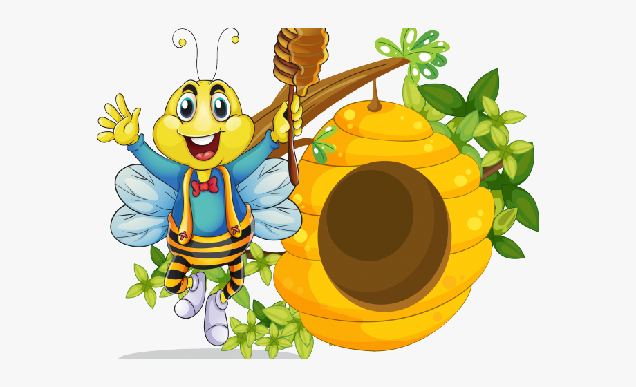 Bee hive pinterest clip. Beehive clipart hornet nest