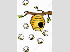 Beehive clipart hornet nest. Honey bee auto kfz