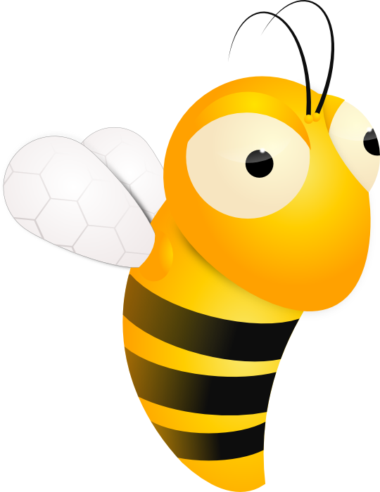 Free Bee Graphics