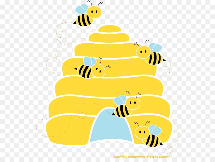 Beehive bumblebee clip art. Bees clipart preschool