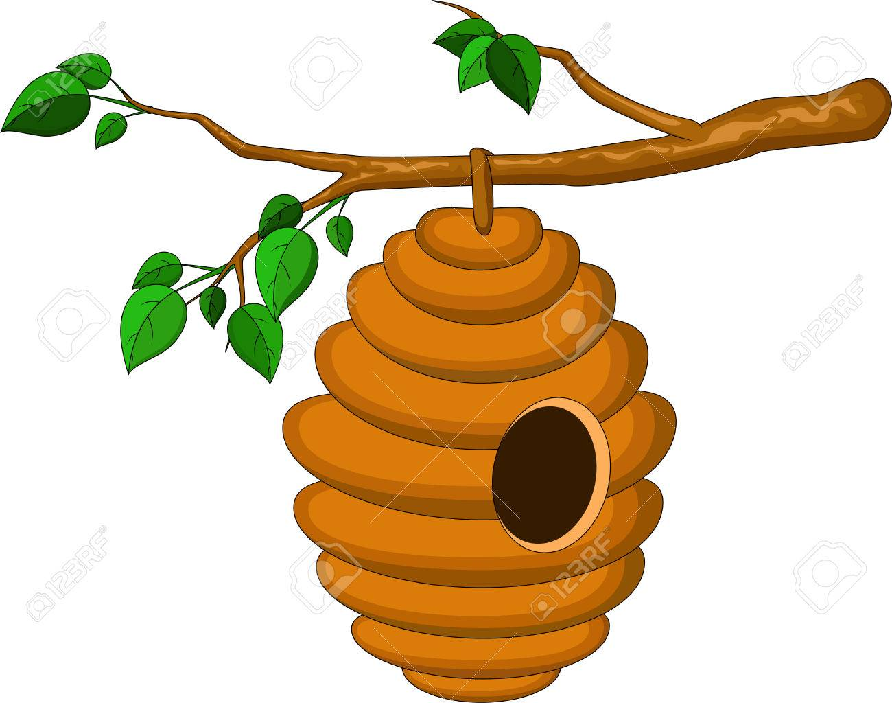In portal . Beehive clipart tree clipart