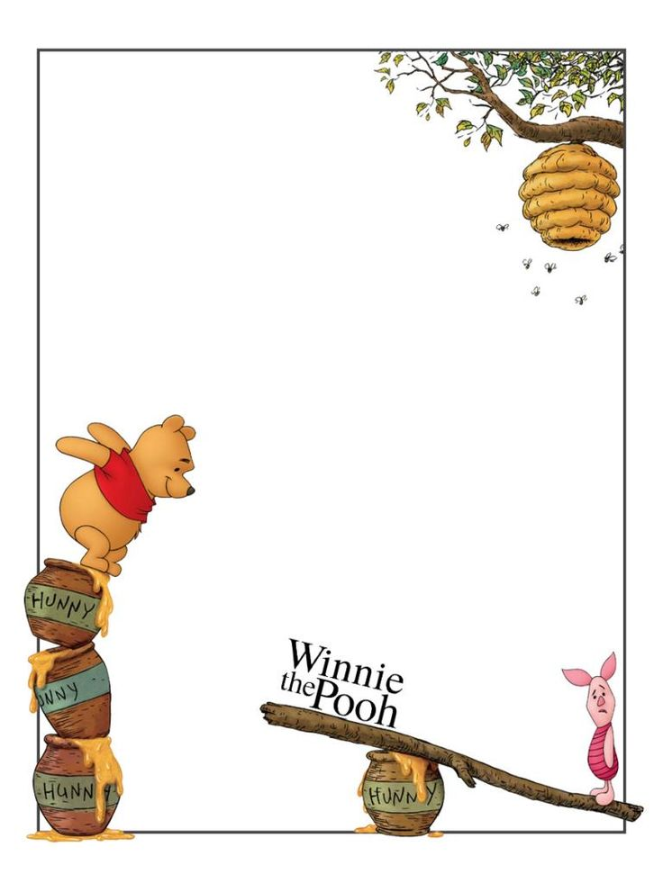 best and friends. Beehive clipart winnie the pooh