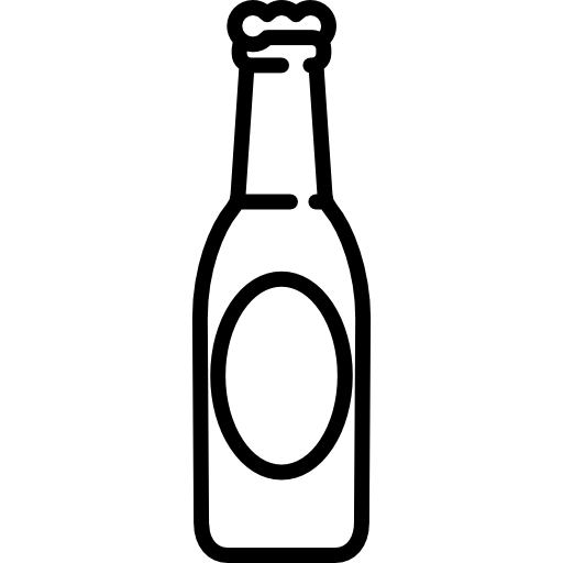Beer bottle icon png. Free food icons