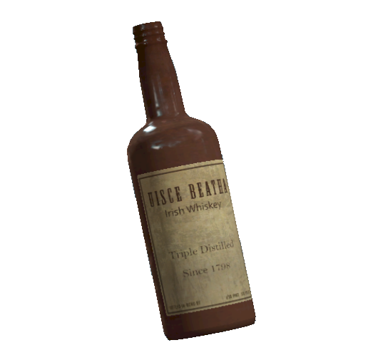 Beer bottle png. Image whiskey fallout wiki