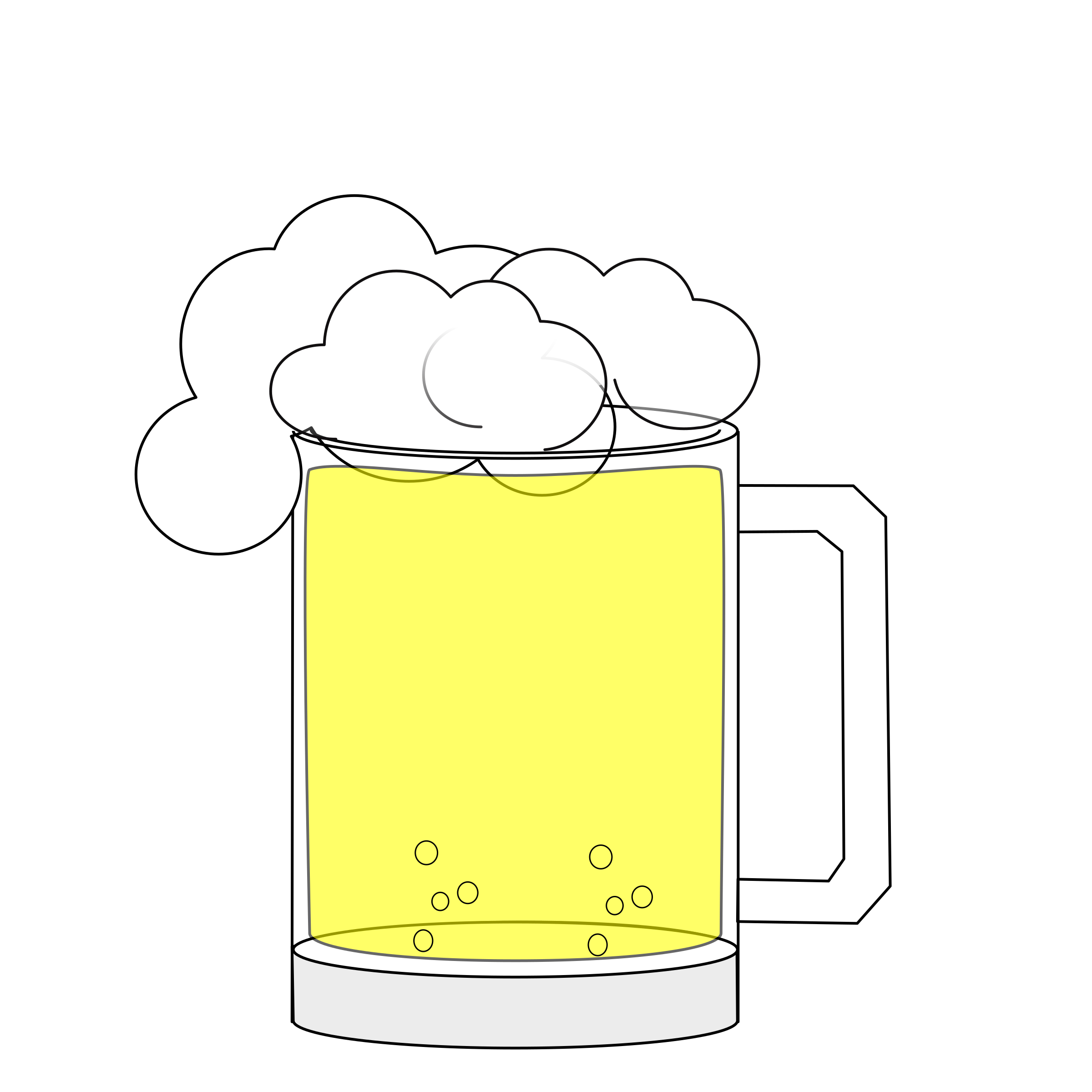 Beer clipart animated. Happy hour animation big