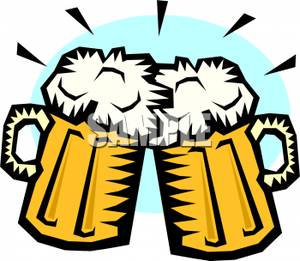 . Beer clipart animated