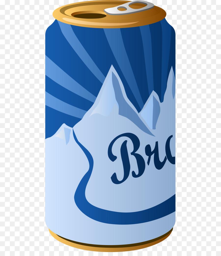 Cartoon drink bottle transparent. Beer clipart beer can