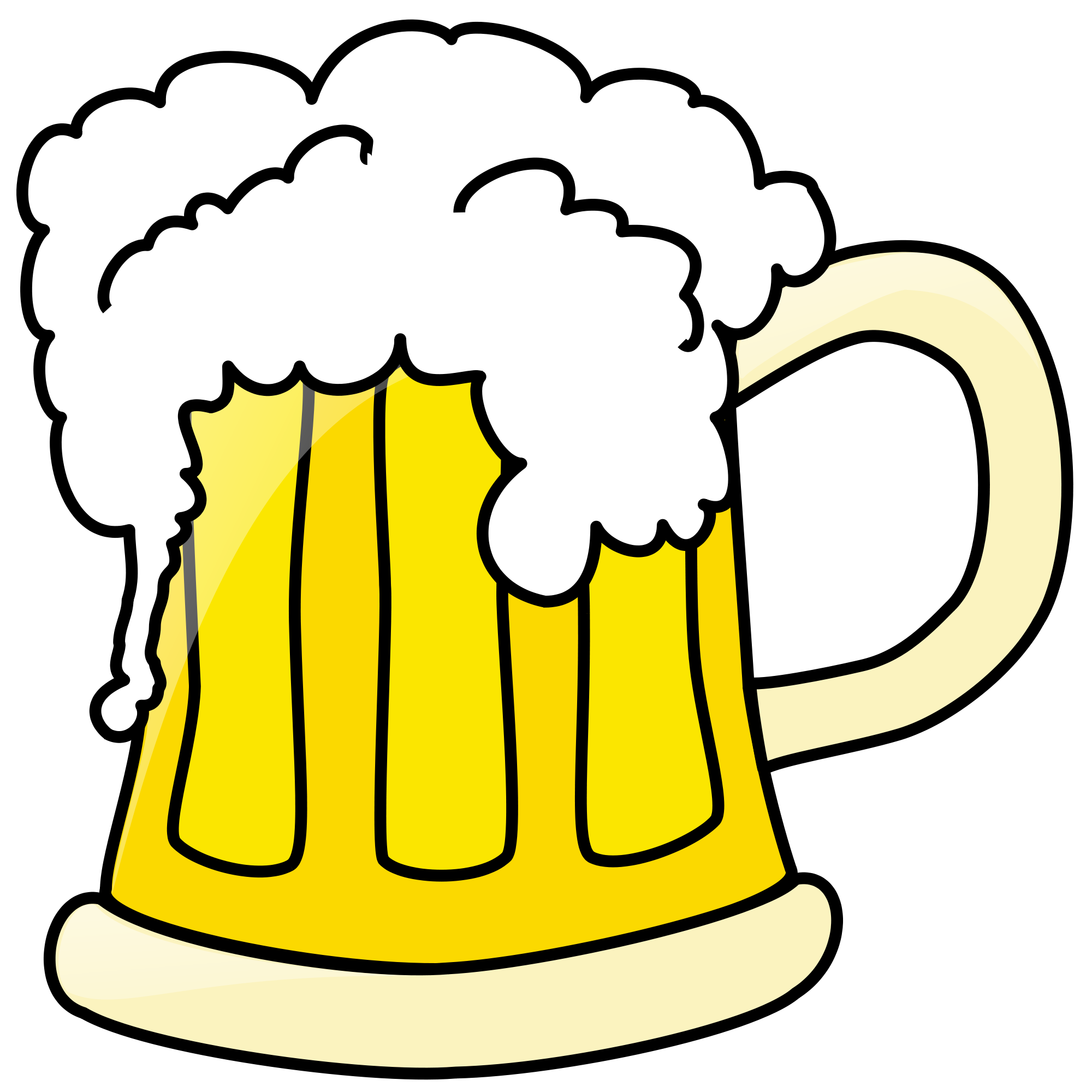 Beer stein drawing at. Einstein clipart sketch
