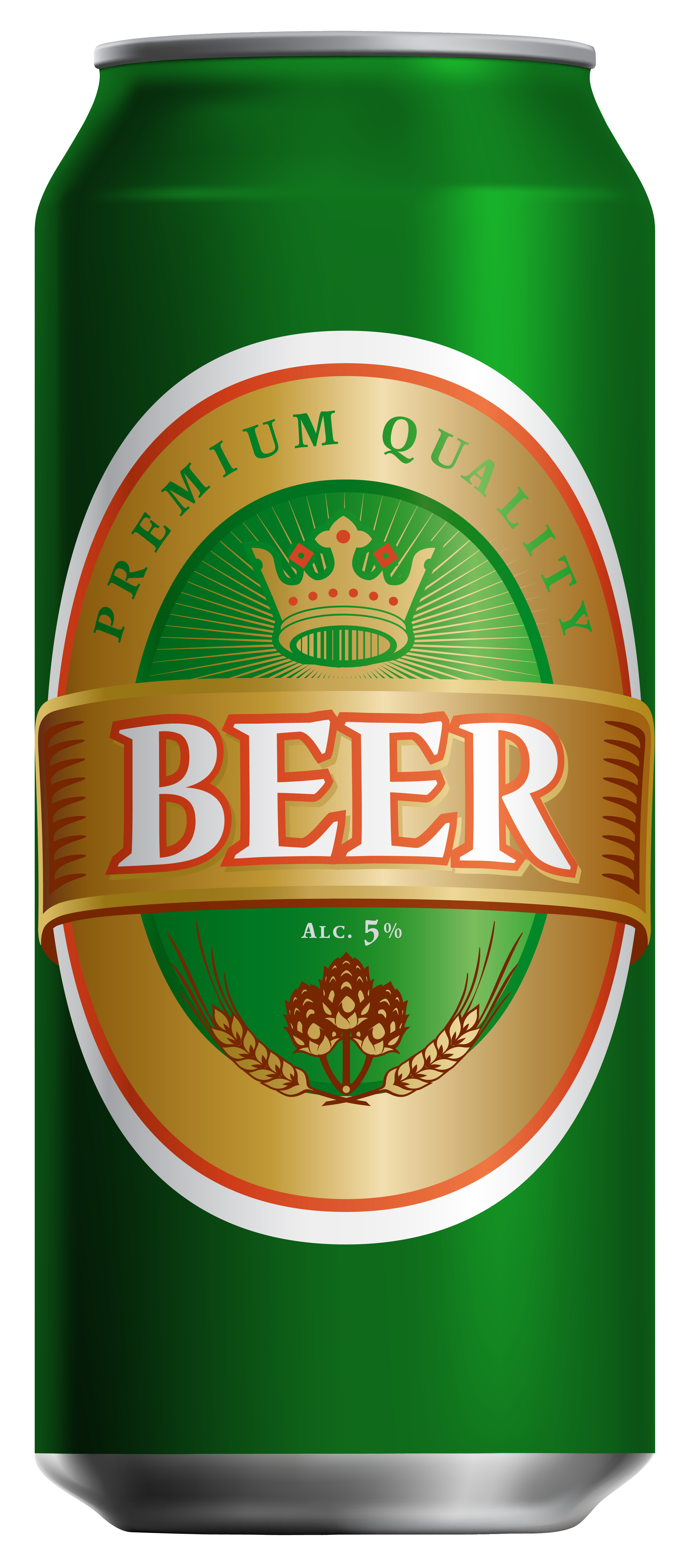 Png clip art image. Beer clipart beer can