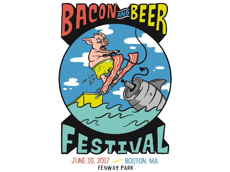 Red sox foundation bacon. Beer clipart beer festival