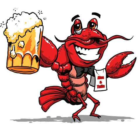 Ales tails crawfish and. Beer clipart beer festival
