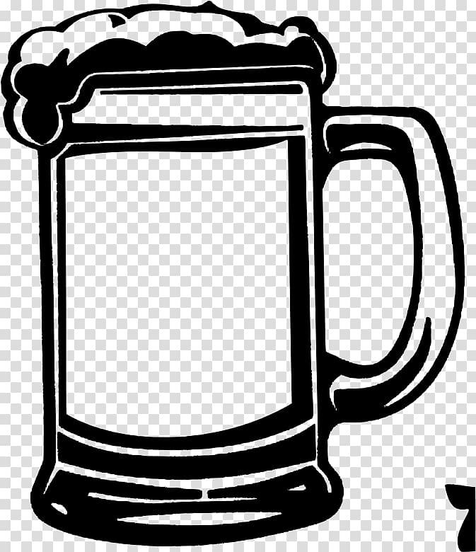 Glasses root mug transparent. Clipart beer jar