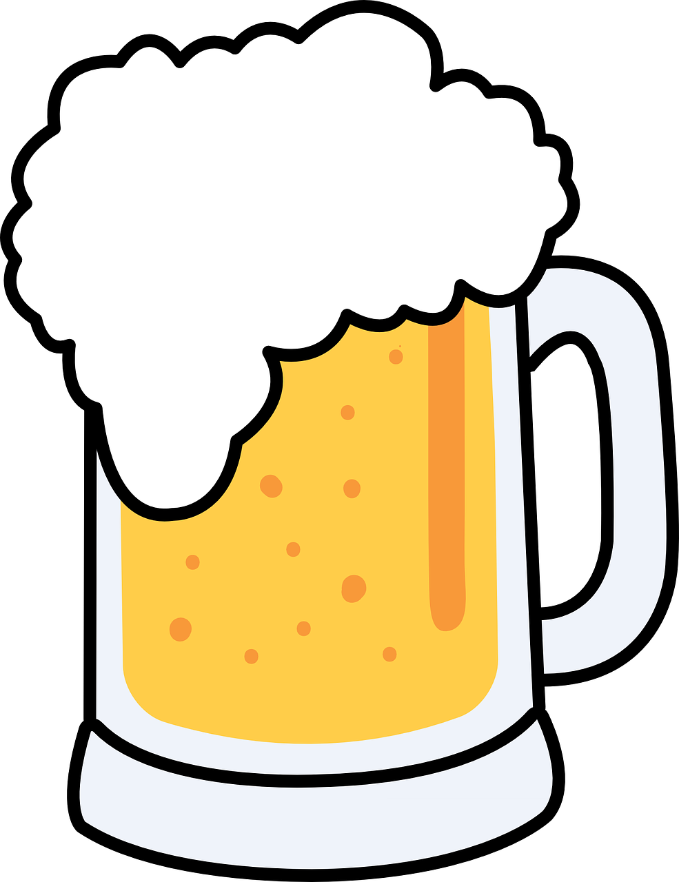 Free mug download clip. Diapers clipart beer