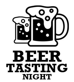 Beer clipart beer tasting. Night wed tremont tavern