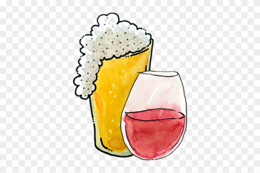 Beer clipart beer wine. And hd png download
