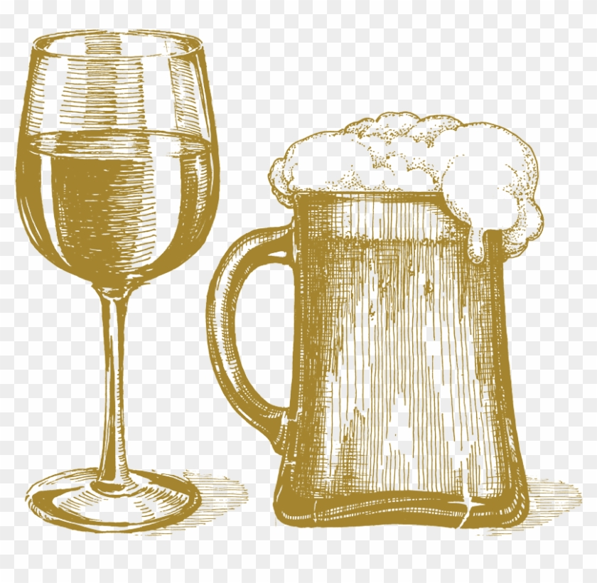 And sketch of alcoholic. Beer clipart beer wine