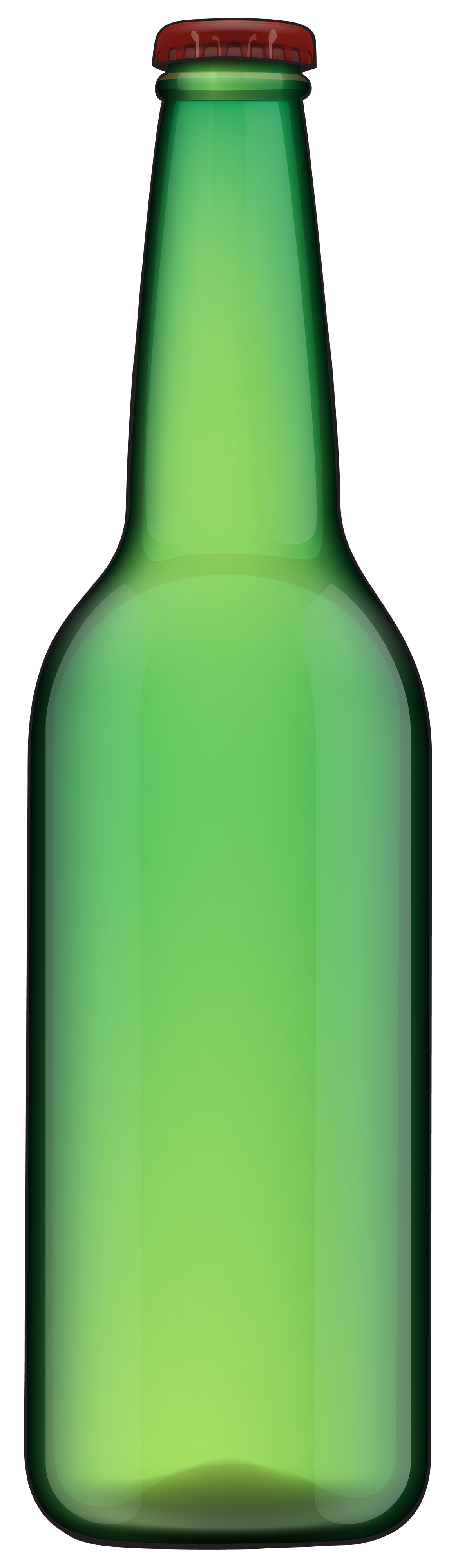 Beer line drawing at. Bottle clipart transparent background