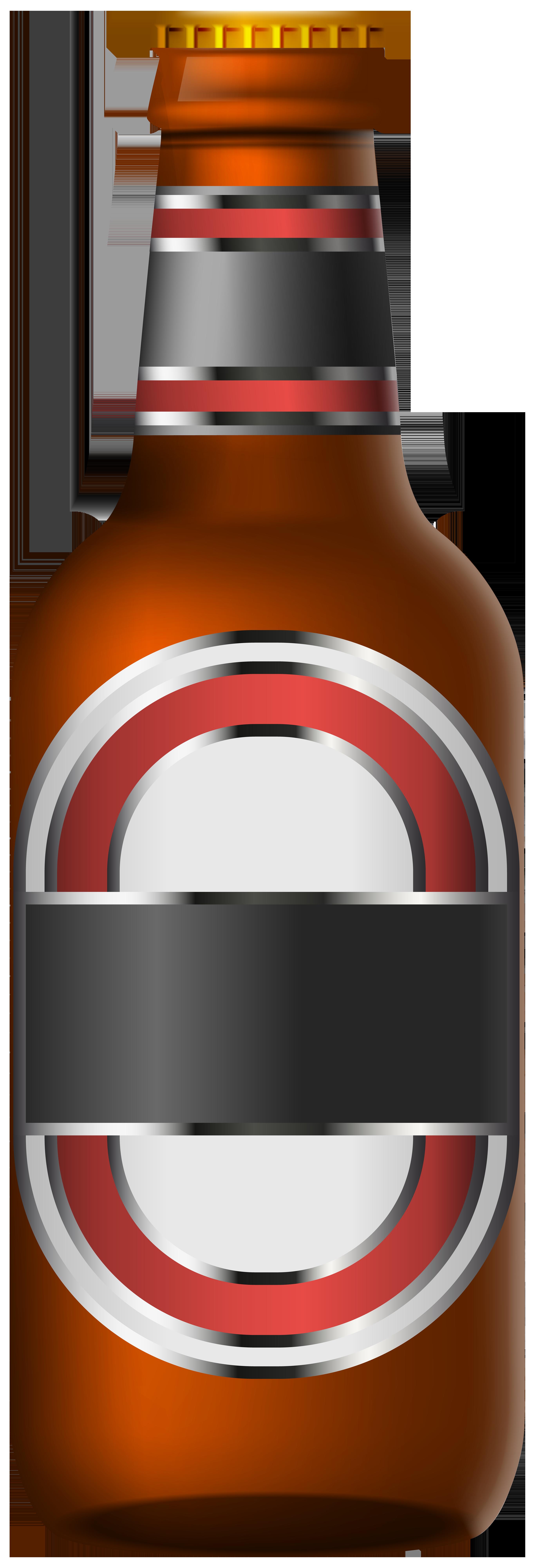 Drink clipart bottled drink. Beer bottle transparent png