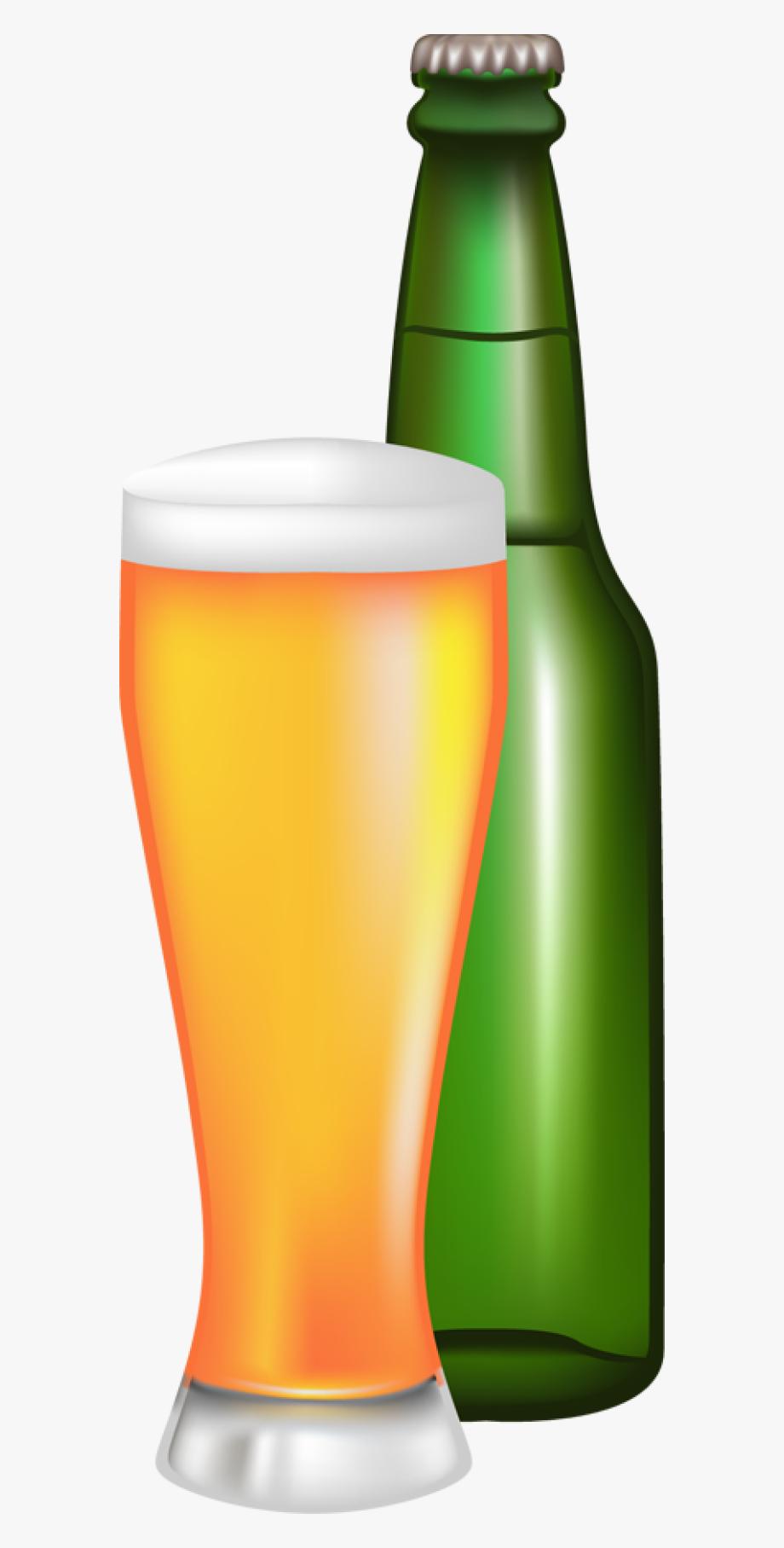 Blue bottle opener clip. Beer clipart bottled beer