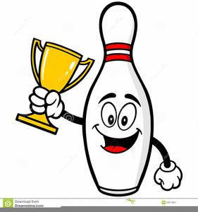 Trophy free images at. Bowling clipart medal