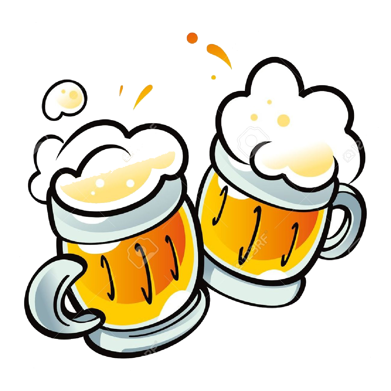 Beer clipart cartoon. Free best on transparent