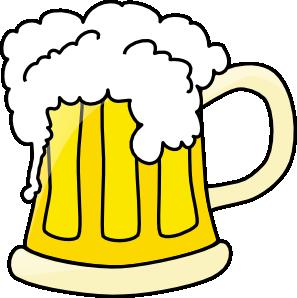 . Beer clipart cartoon
