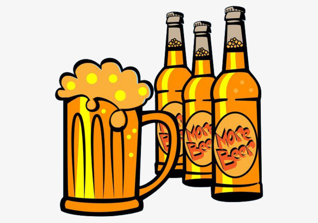 Beer clipart cartoon. Pictures year end party