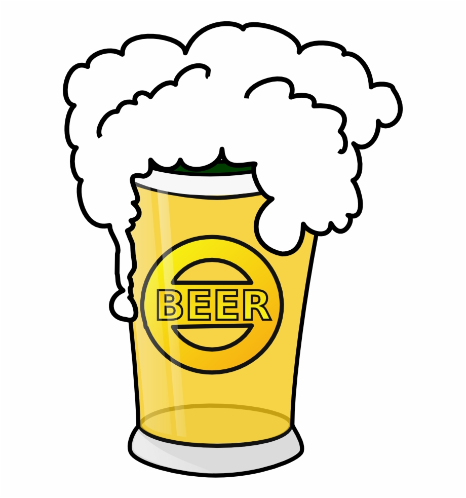 Free clip art png. Beer clipart cartoon