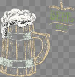 Beer clipart chalkboard. Chalk png vectors psd