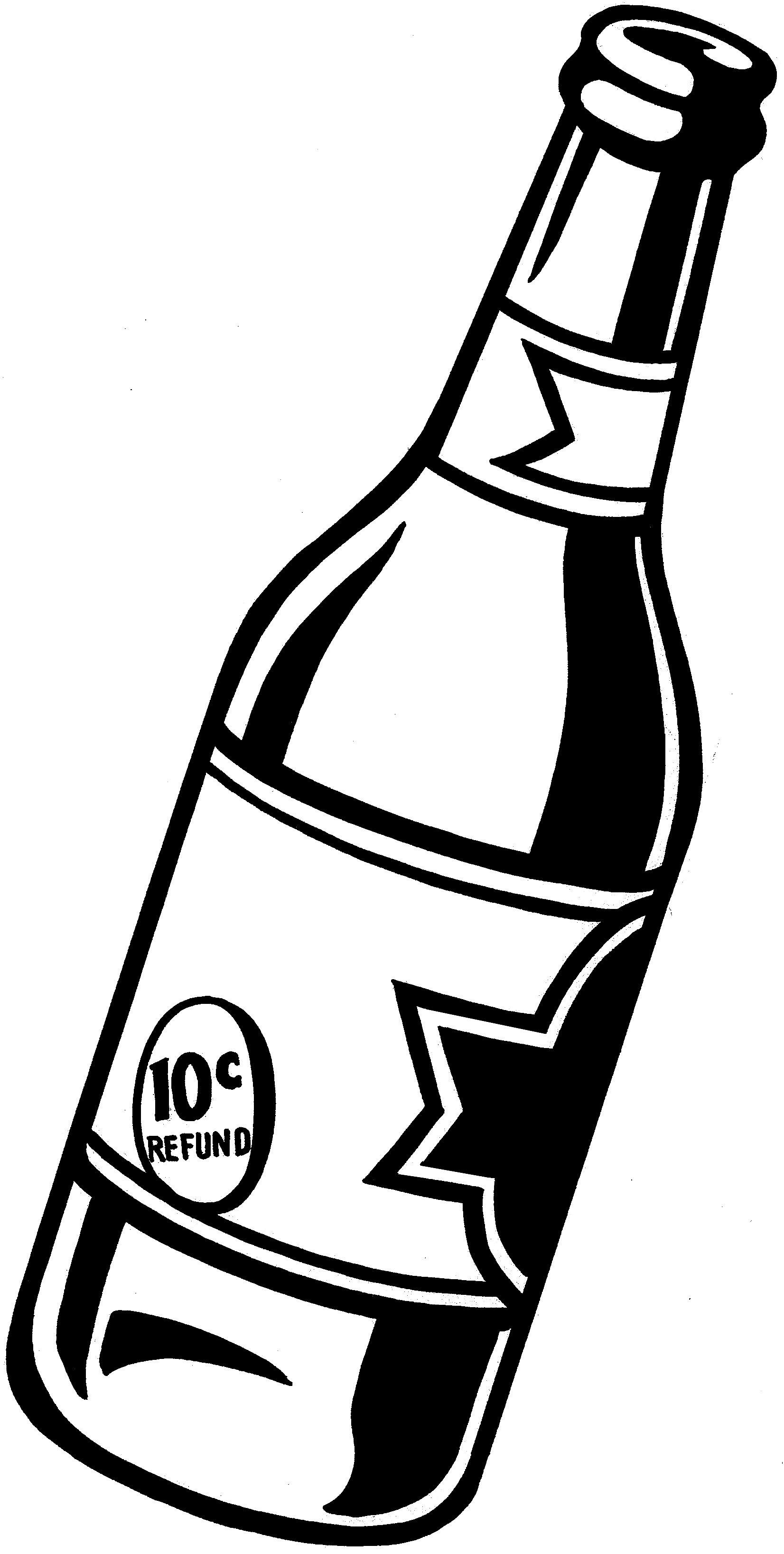 Bottle best baby bottles. Beer clipart drawing