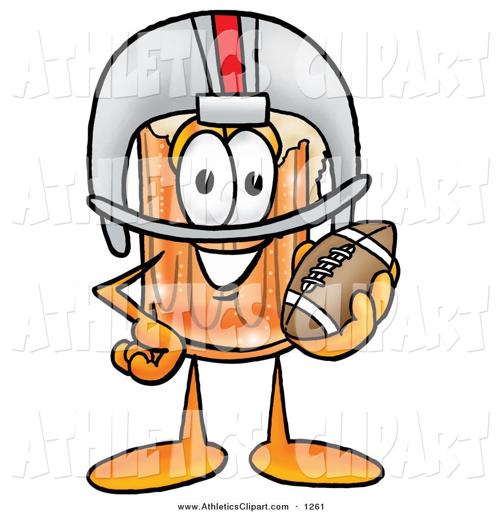 Beer clipart football. Clip art of a