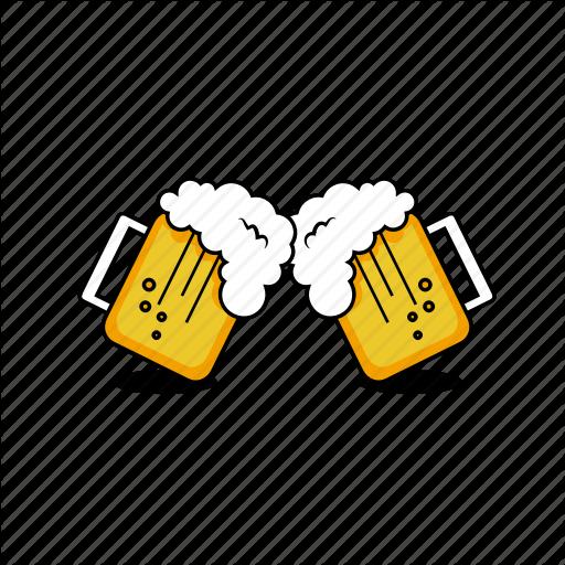 Illustration bottle transparent . Beer clipart icon