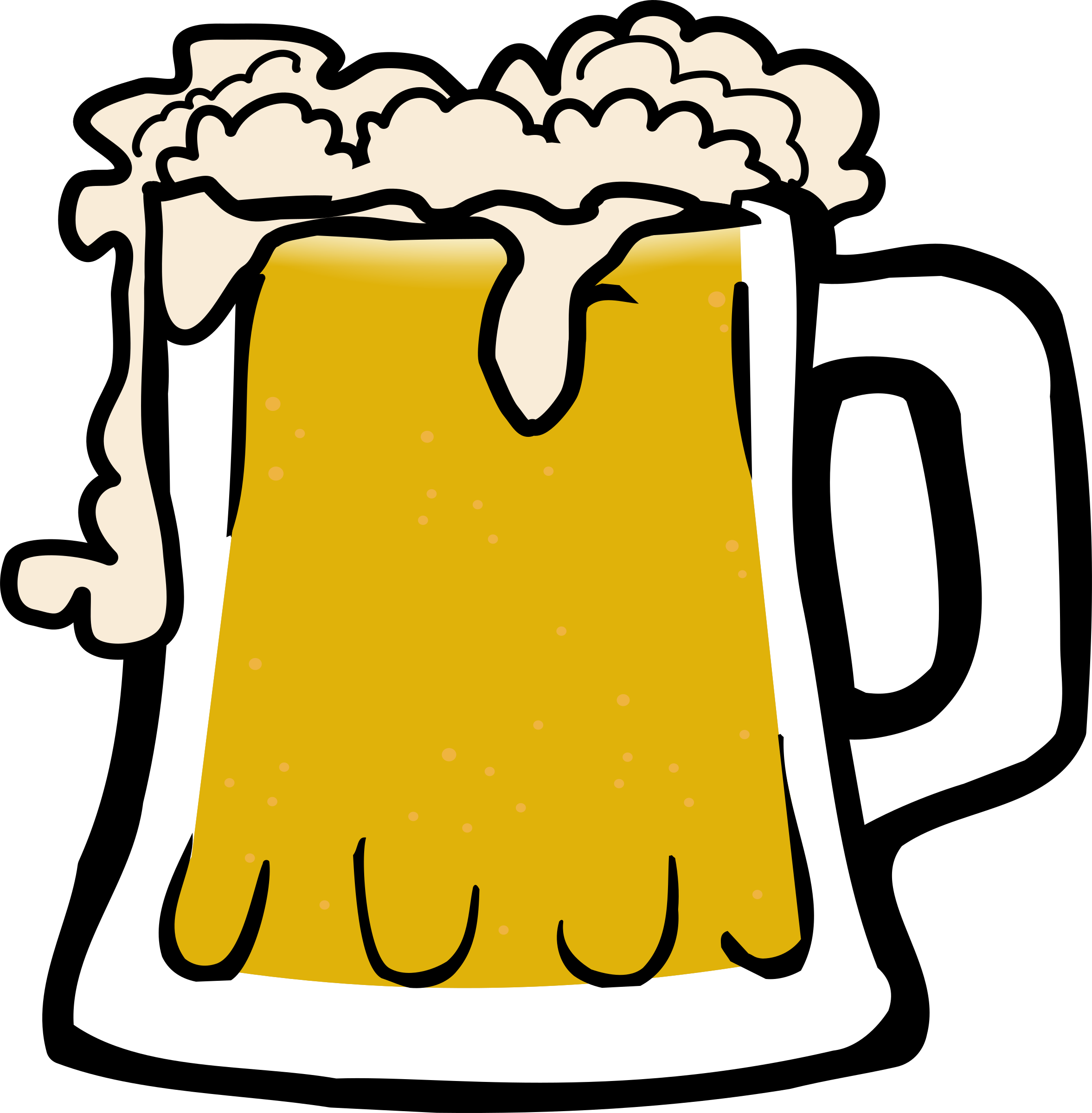 Frothy icons png free. Beer clipart icon