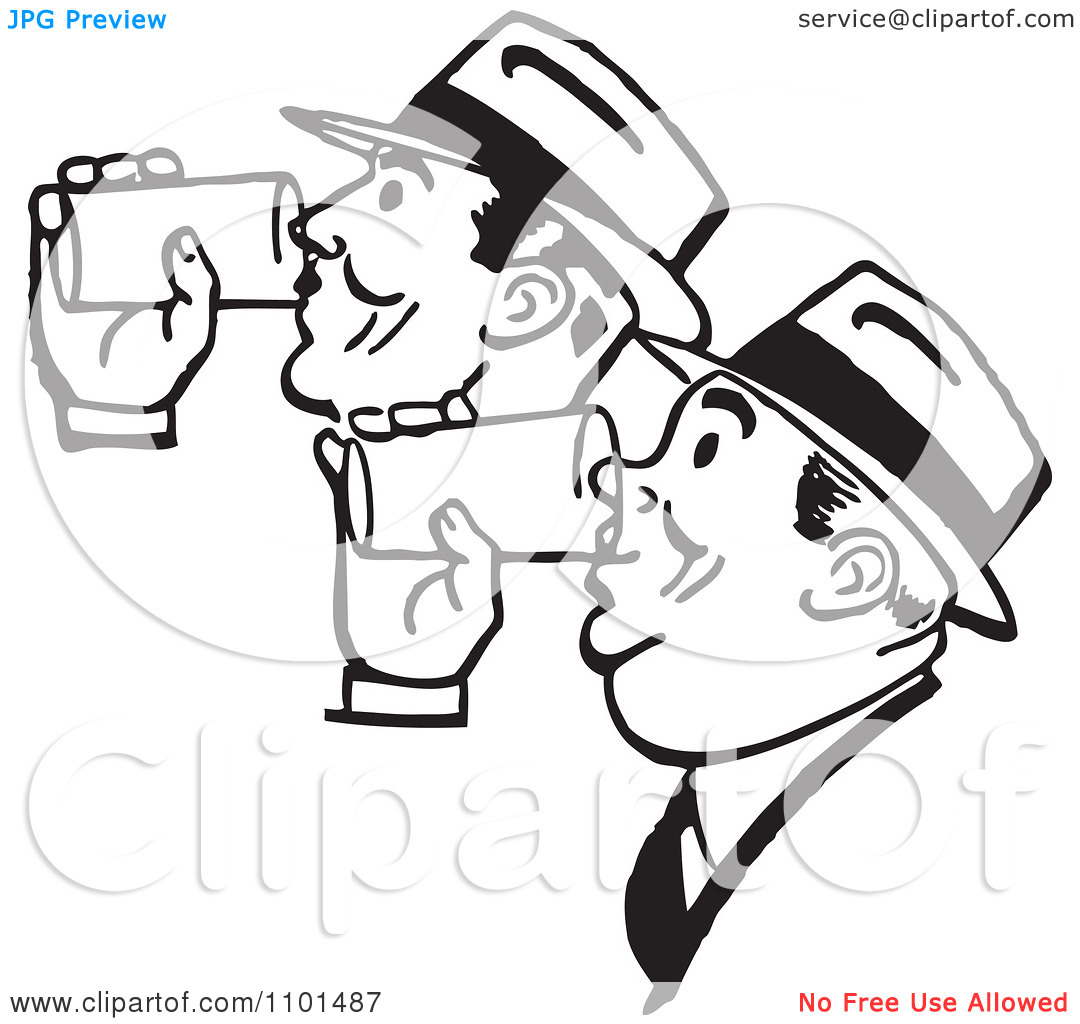 Beer clipart retro. Drinking