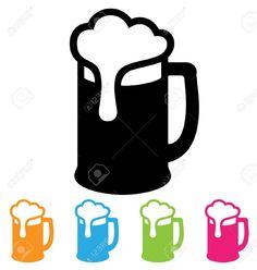 Beer clipart silhouette. Free svg bottle cricut