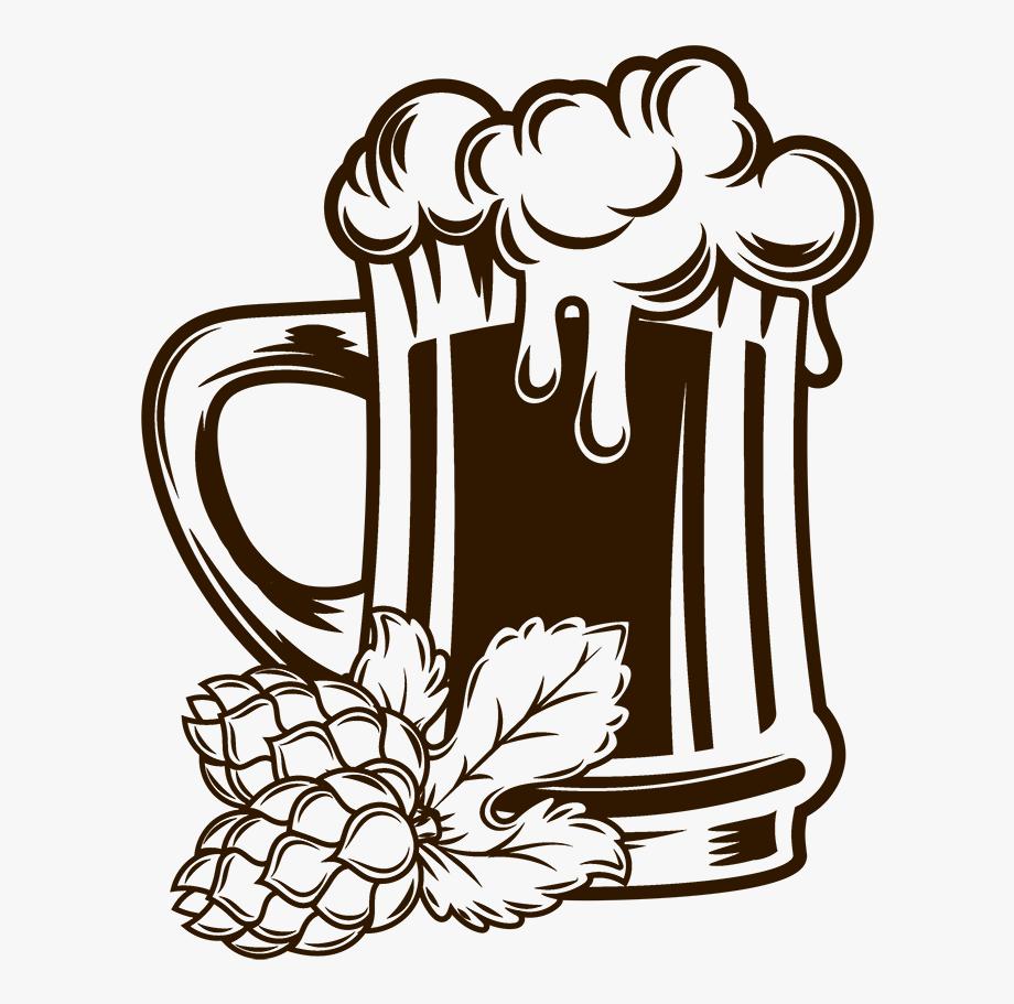 Beer clipart sketch. Drawing mug png free