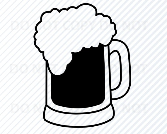 Beer clipart vector. Svg files for cricut