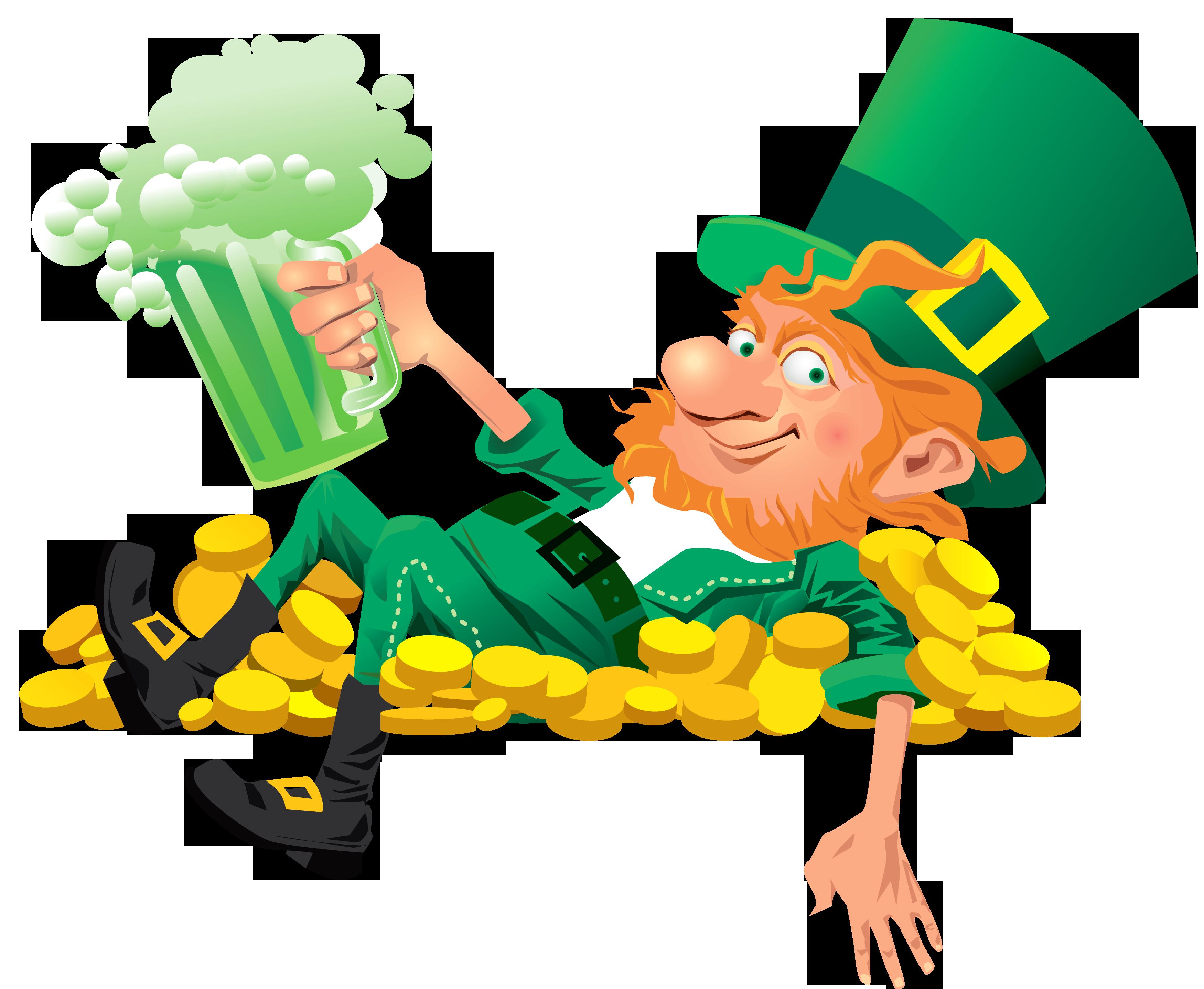 Clipart pants leprechaun. Beer clip art images
