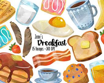Beer clipart watercolor. Download instant breakfast morning