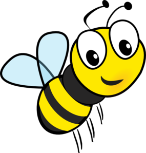 Bees clipart. Bee clip art at
