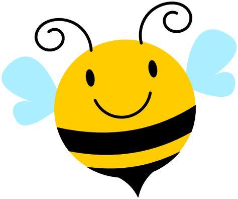 Bees clipart abeja. Pinterest
