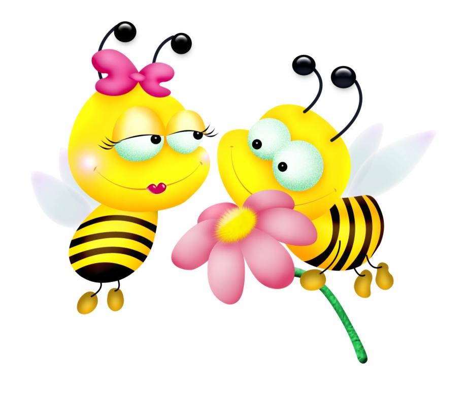 Bees clipart abeja. Abejas png pinterest clip