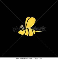 Bumblebee bee sting kohls. Bees clipart abstract