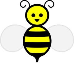 Bees clipart adorable.  best sweet bee
