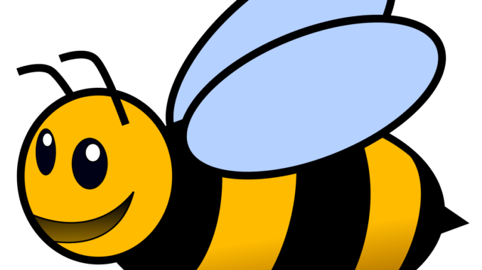 Bees clipart cartoon.  bee sting