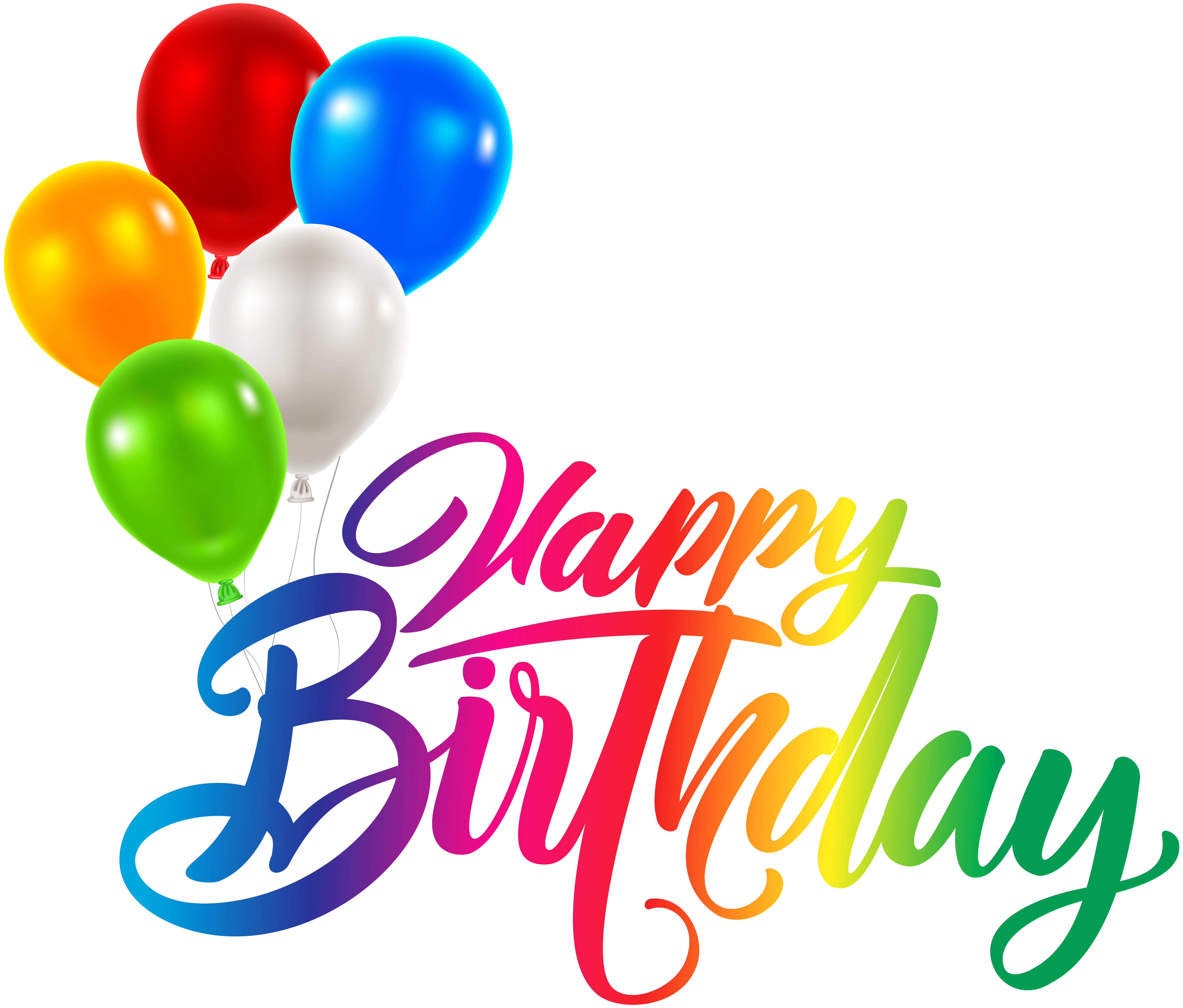 Happy birthday png images. Brilliant design clip art
