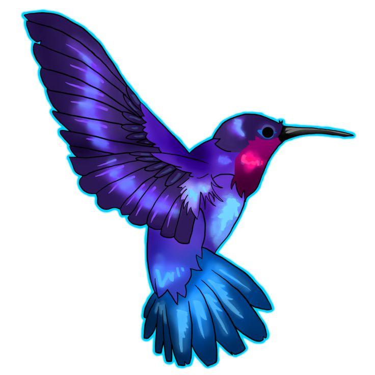 Bees clipart hummingbird.  best butterflies humming